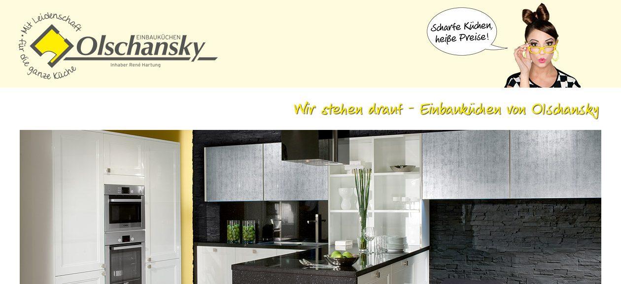 Einbauküche Olschansky